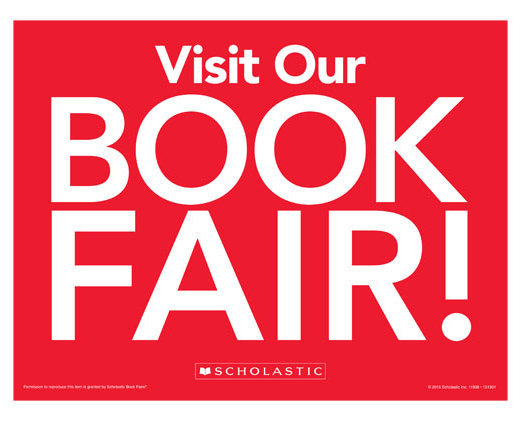Only 1 Day until our Online Scholastic Book Fair!