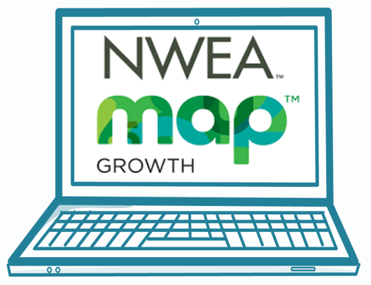 Upcoming NWEA MAP Growth Test  (K-6) : Parent Information Guide