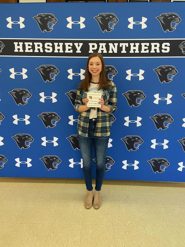 Brooke Bode-Hershey Foundation March Student of the Month